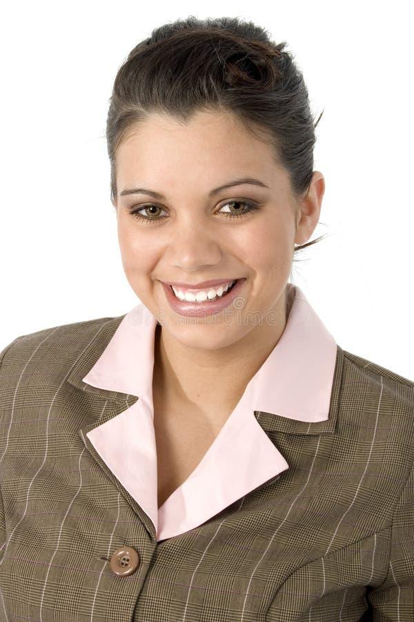 kobieta uśmiechnięta fotografia royalty free