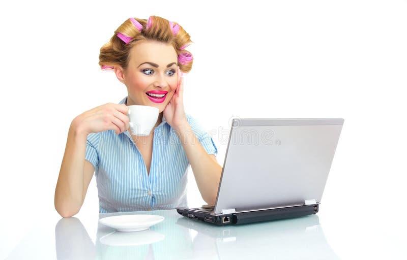 Kobieta w biznesie zdjęcia stock