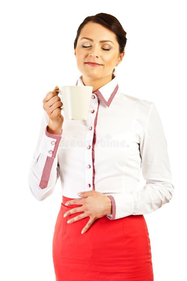 Download Kobieta w biznesu mundurze obraz stock. Obraz złożonej z ranek - 28950513