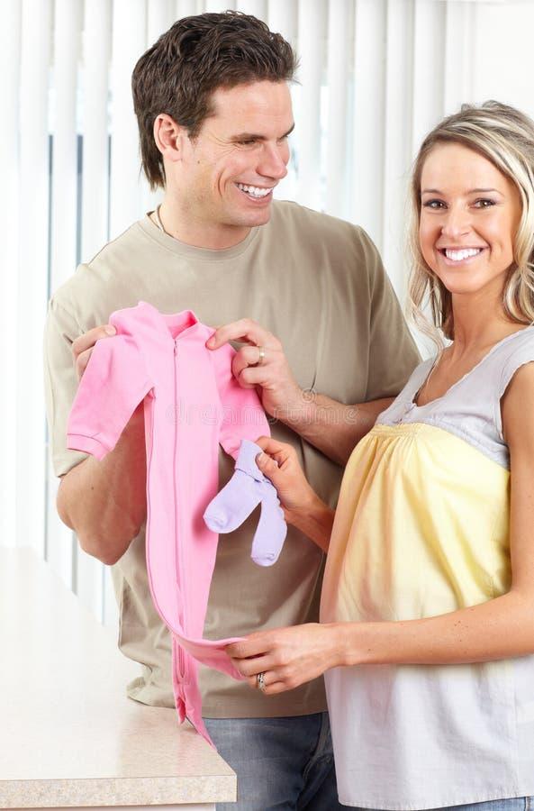 Download Kobieta w ciąży zdjęcie stock. Obraz złożonej z macierzyństwo - 13330708