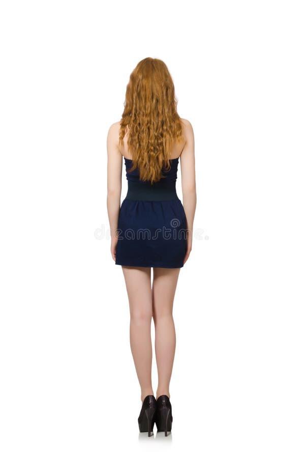 Kobieta w modzie zdjęcie royalty free