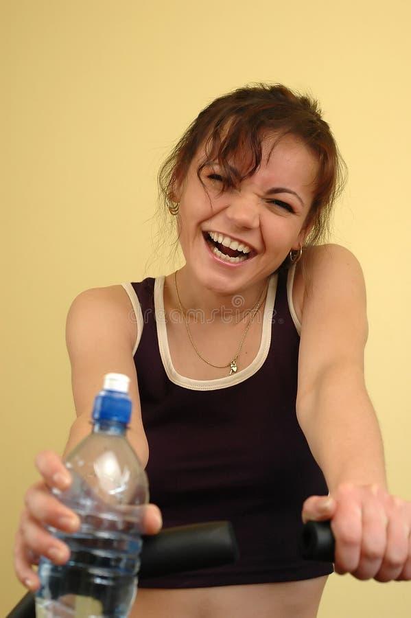 kobieta wody obrazy stock