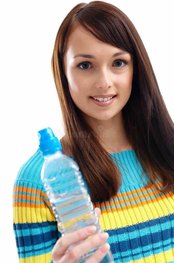 kobieta wody obraz royalty free