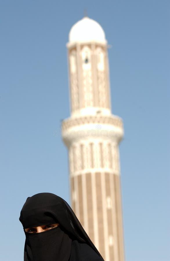 kobieta Yemen obraz stock