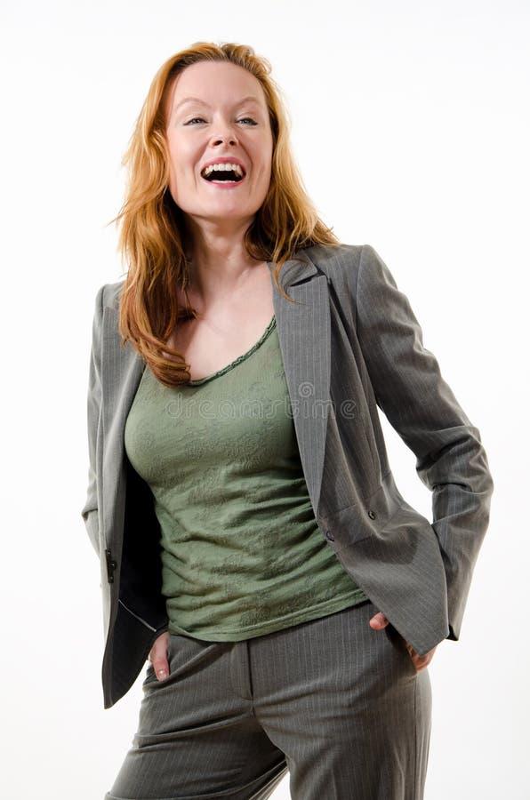 Kobiety śmiać się fotografia royalty free