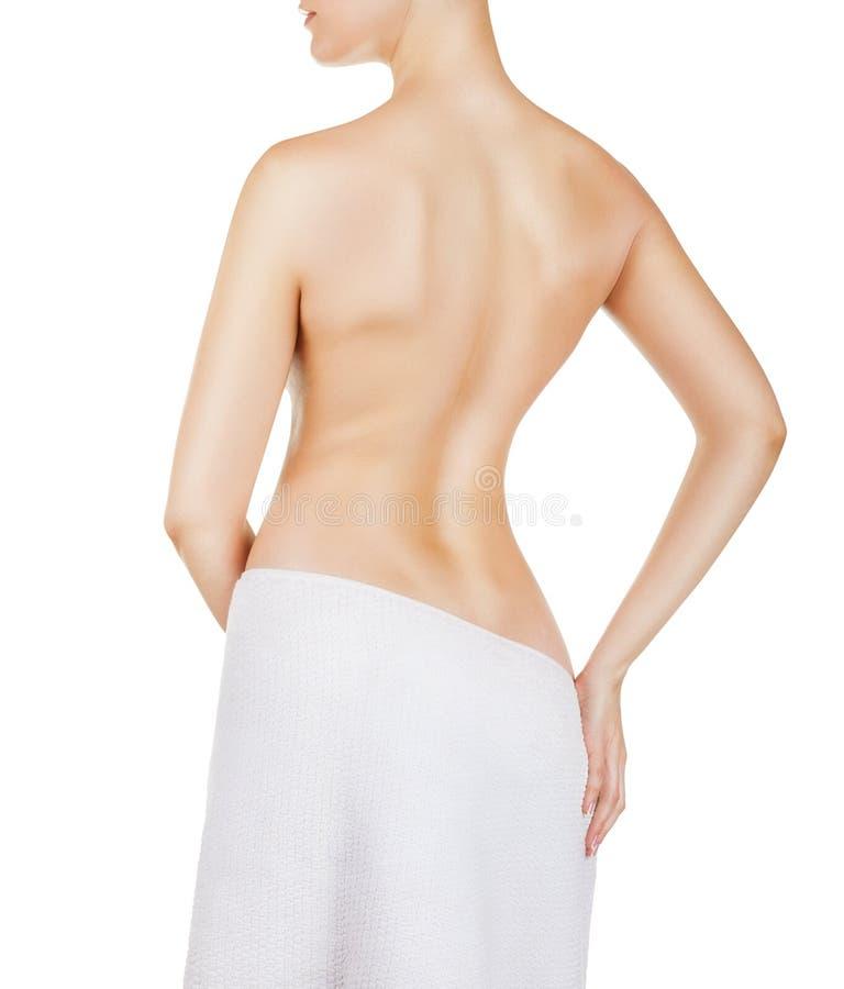 Kobiety ciało obrazy stock