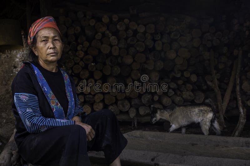 Kobiety gospodarstwo rolne zdjęcia stock