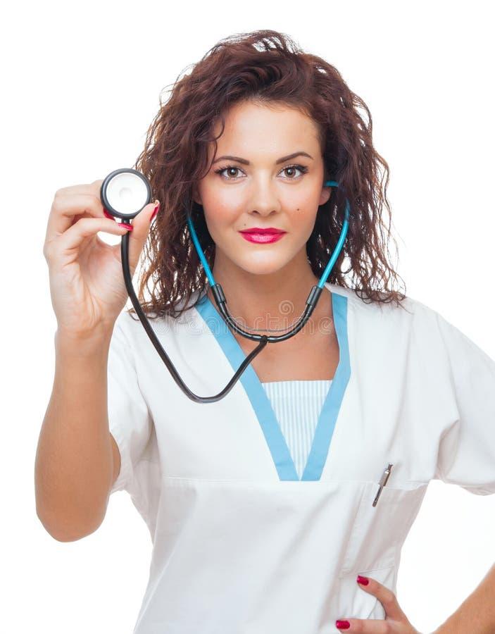 Kobiety lekarka obrazy royalty free