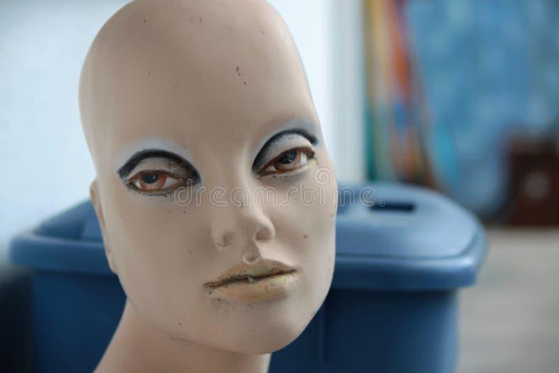 Kobiety mannequin obraz stock