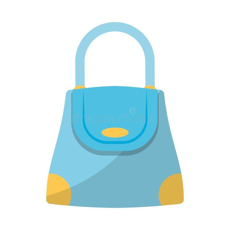 Kobiety mody torby accesorie kresk?wka odizolowywa? wektorow? ilustracj? royalty ilustracja
