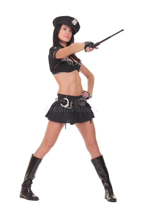 Kobiety policja zdjęcie stock