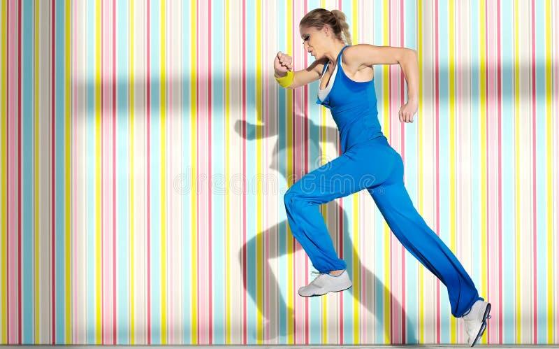 Kobiety sprawność fizyczna obraz stock