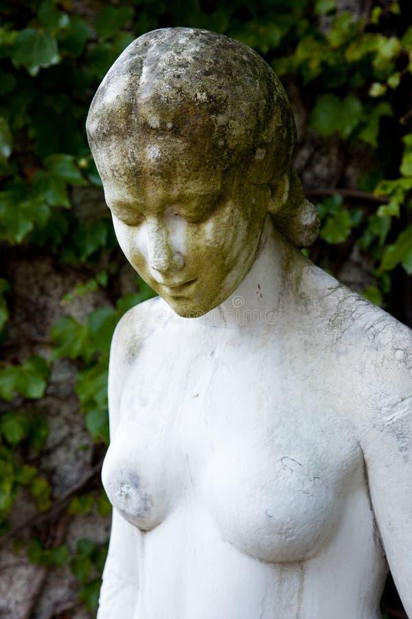 Kobiety statua obraz royalty free