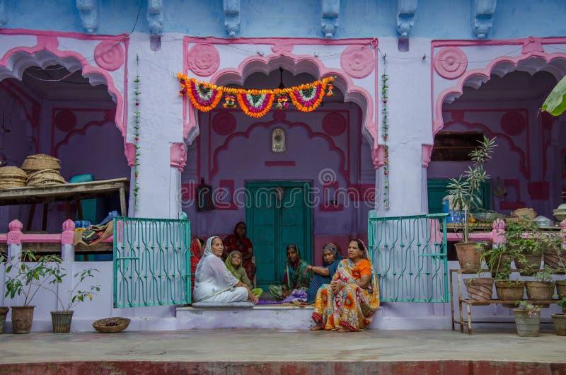 Kobiety w Jodhpur zdjęcie royalty free