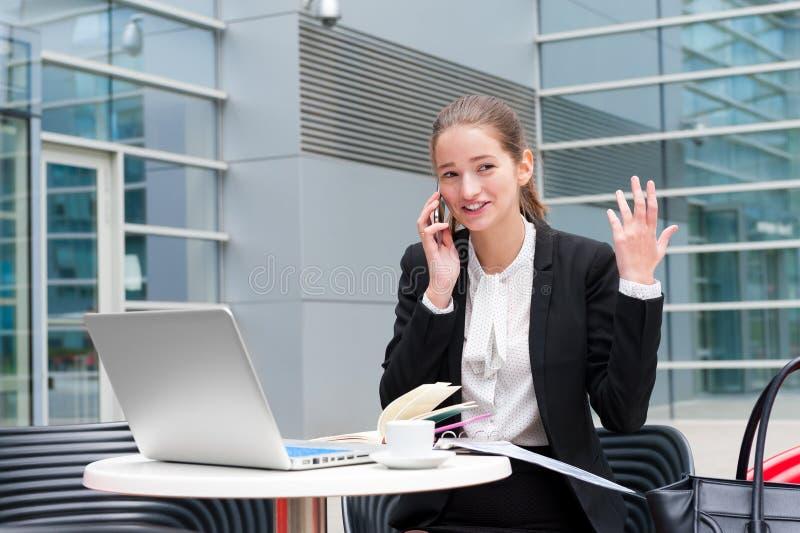 kobiety young pracy jednostek gospodarczych obrazy royalty free