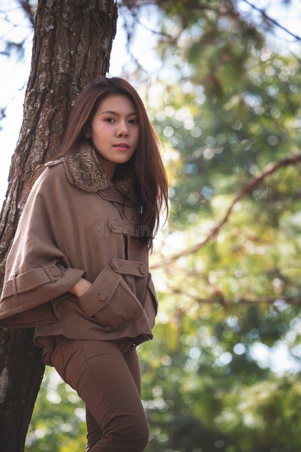 Kobiety zimy moda fotografia royalty free