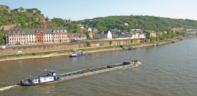 Koblenz foto de archivo