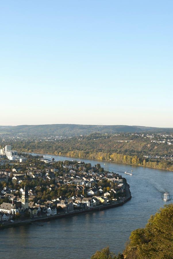 Download Koblenz stockfoto. Bild von fluß, deutschland, rhein - 27733954