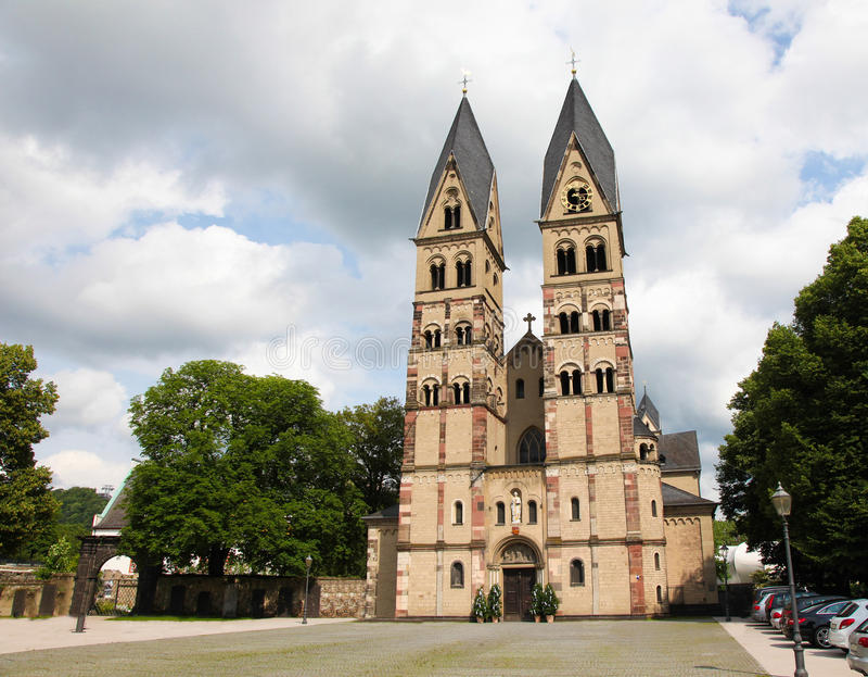 Koblenz fotografering för bildbyråer