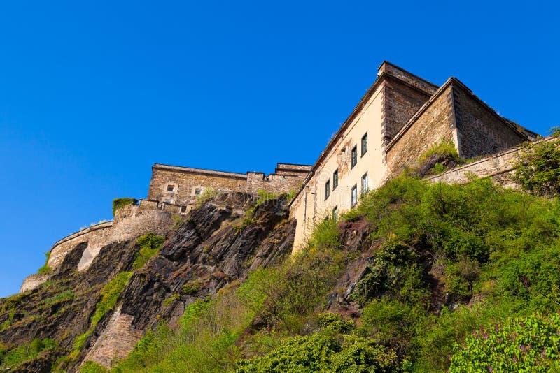 Koblenz, Germany. Royalty Free Stock Photo
