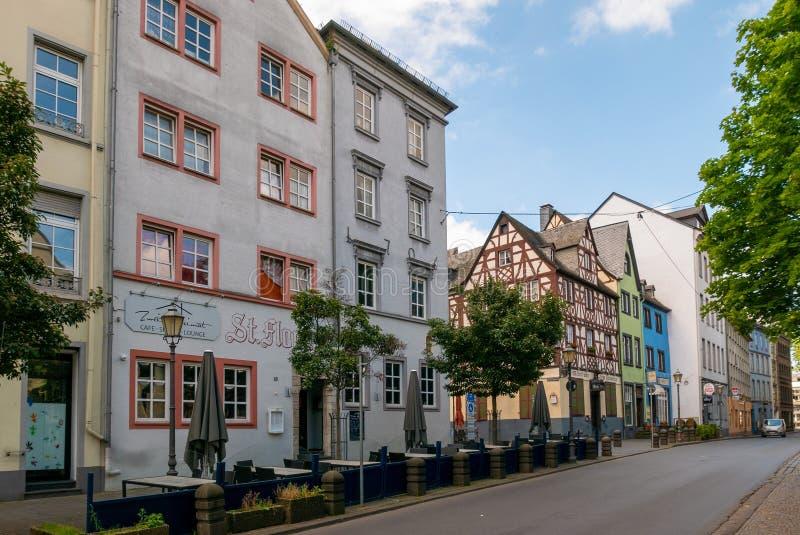 KOBLENZ - GERMANY stock images