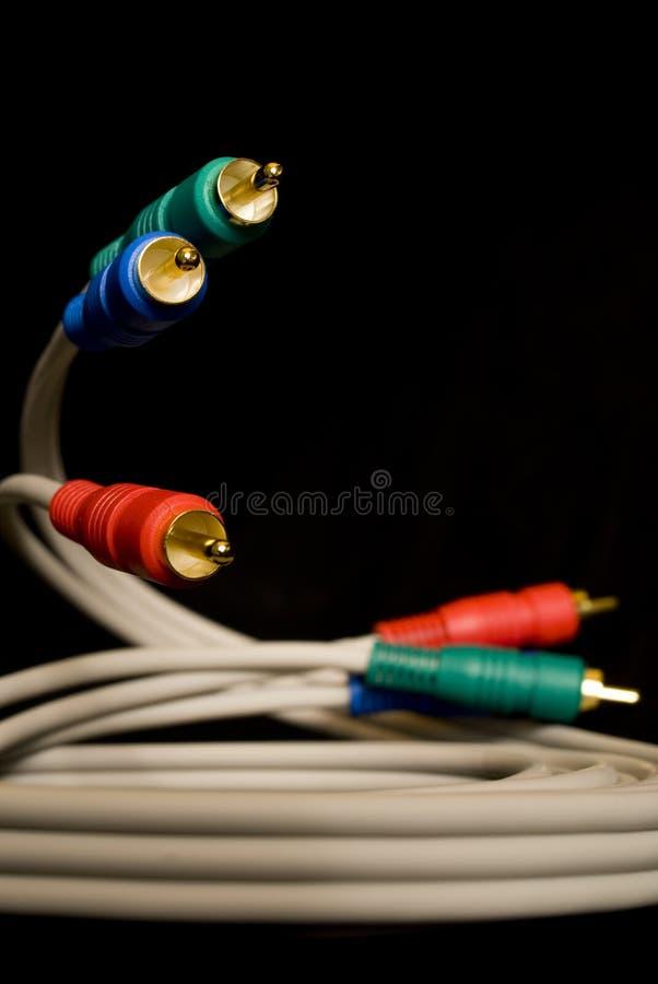 kobra kablową obraz stock