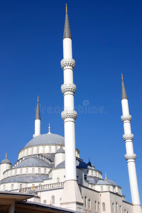 kocatepe meczet obraz stock