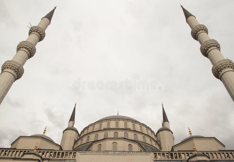 Kocatepe meczet w Turcja, fotografia stock