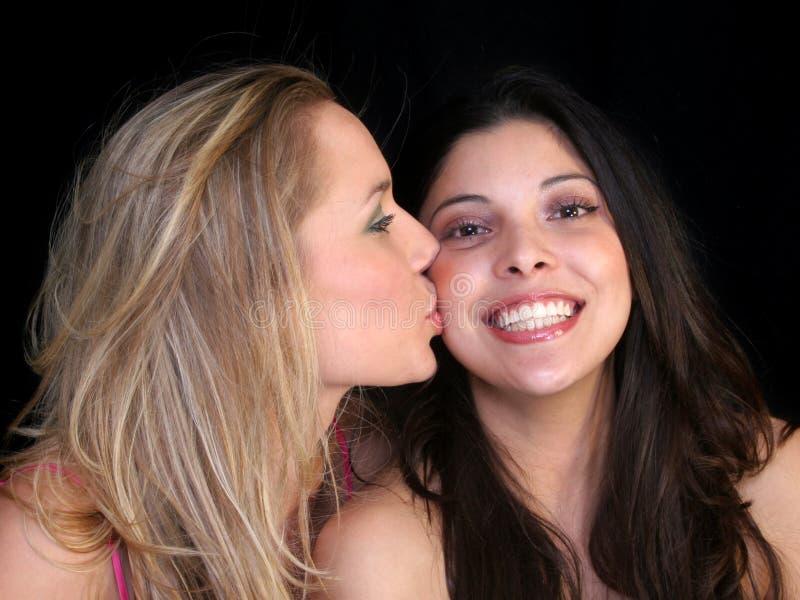 kochać przyjaciół zdjęcie royalty free