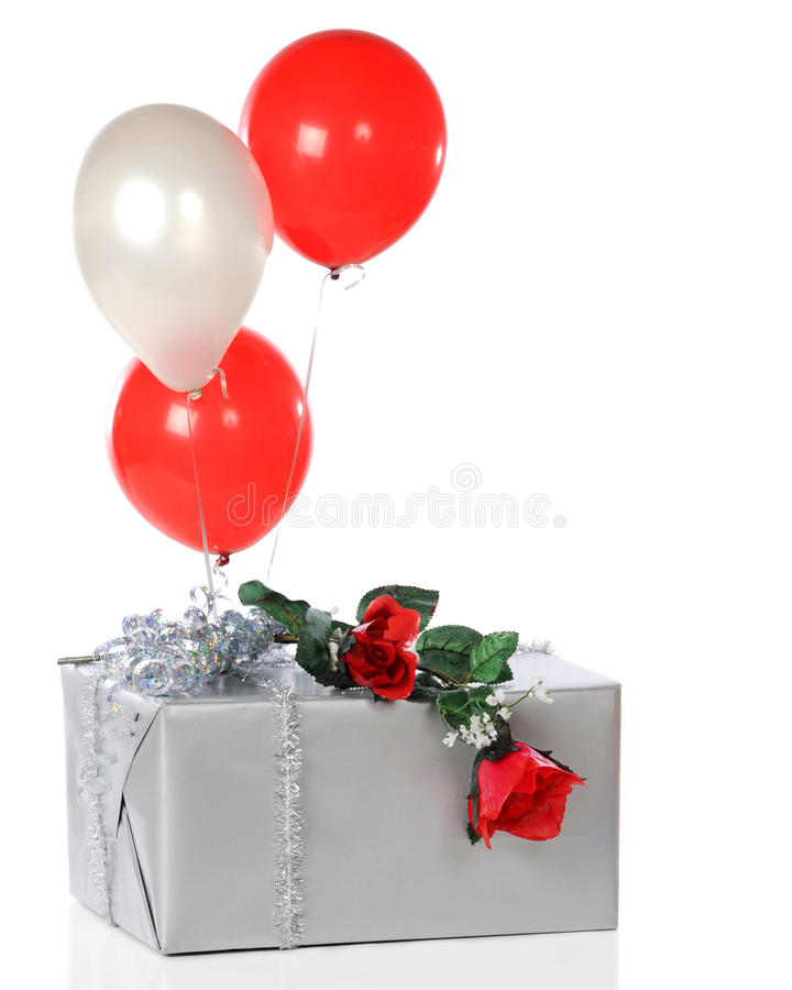 kochający prezenta przyjęcie fotografia royalty free
