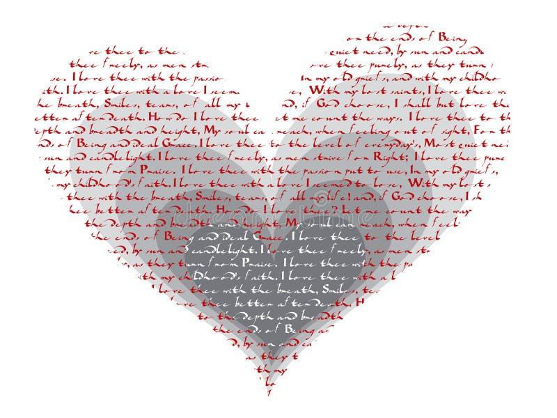 Wiersz Miłości Serce Otwarte Różowe Róże Walentynki