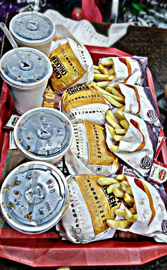 Kocham jedzenie zdjęcie royalty free