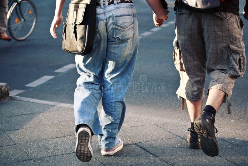 Download Kochankowie dwa obraz stock. Obraz złożonej z ludzie - 13548613