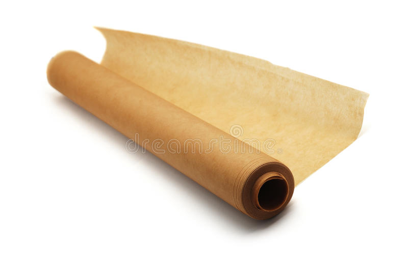 Kochen des Papiers lizenzfreies stockbild