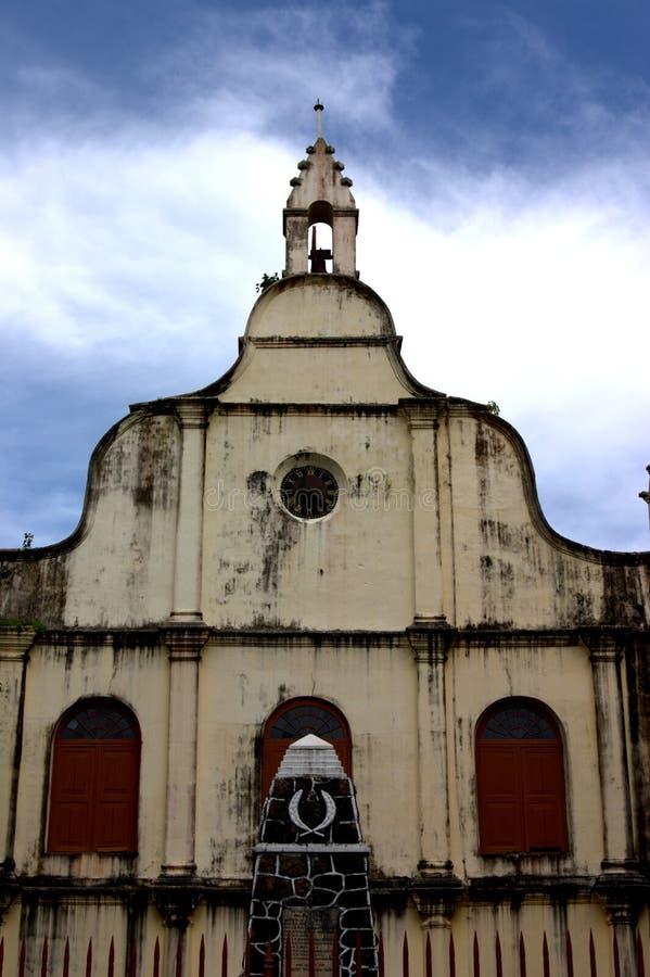 kochi εκκλησιών παλαιό στοκ φωτογραφία