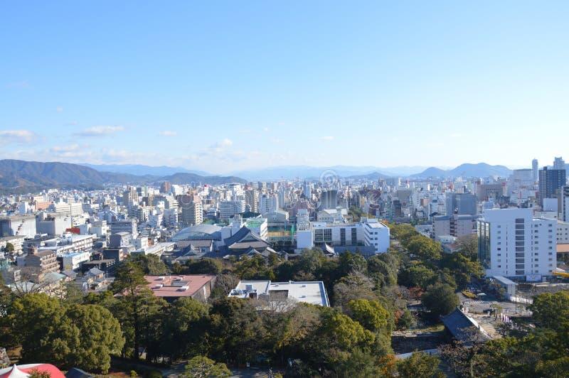 Kochi-Stadt Japan stockbilder