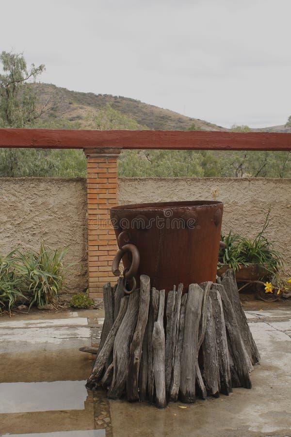 Kocioł kara muzeum w Guanajuato fotografia stock