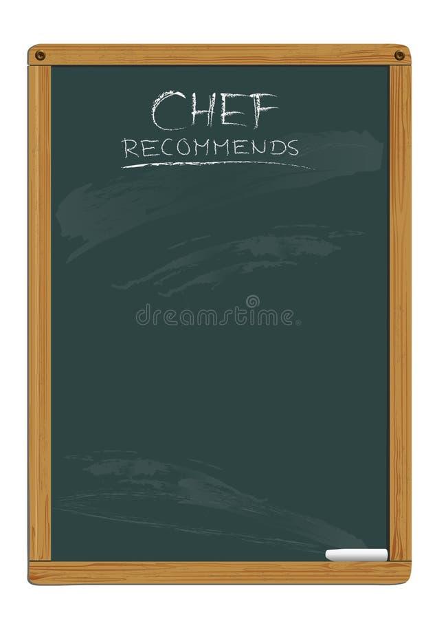 kocken rekommenderar