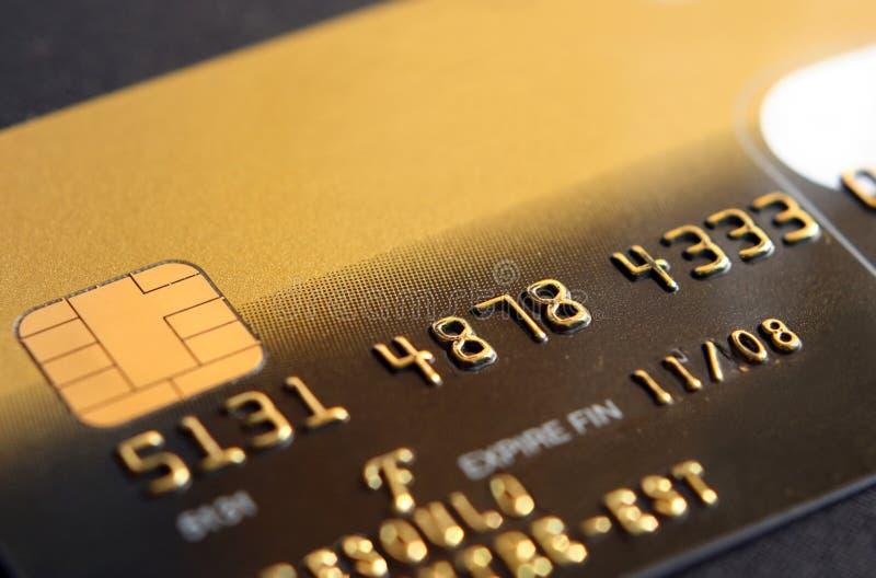 kod karty kredytu obrazy stock