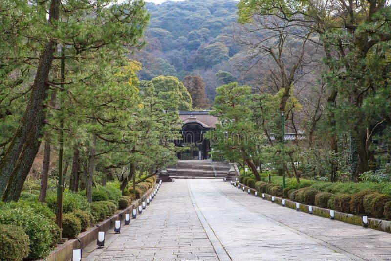 Kodai-ji temple. Formally known as Kodaiseiju Zenji stock photography