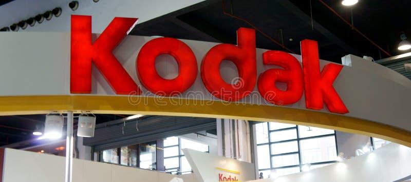 Kodak photographie stock libre de droits