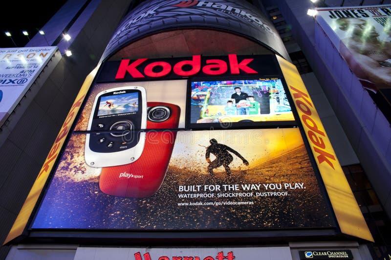Download Kodak Sign editorial image. Image of advertising, square - 22602620