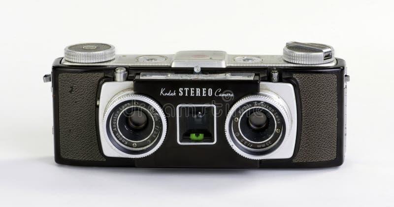 Kodak Stereo Camera Editorial Image Image Of Lens Photo 156078555