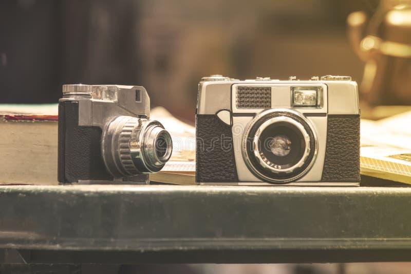Kodaka punktu kamera obraz royalty free