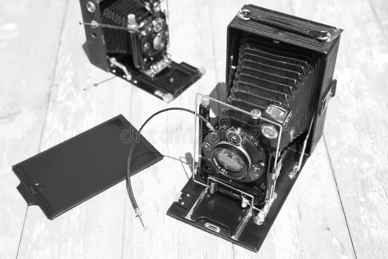 Kodaka punktu kamera obrazy royalty free