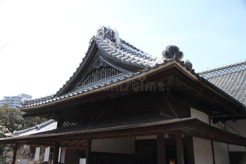 Kodokan & x28; scuola del clan del domain& x29 di Mito; a Mito immagini stock