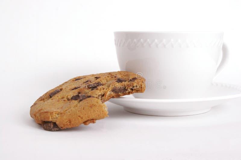 Download Koekje met koffie stock foto. Afbeelding bestaande uit behandel - 275172