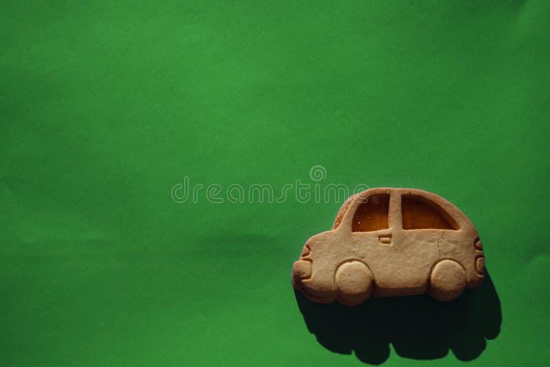 Koekjesauto royalty-vrije stock foto