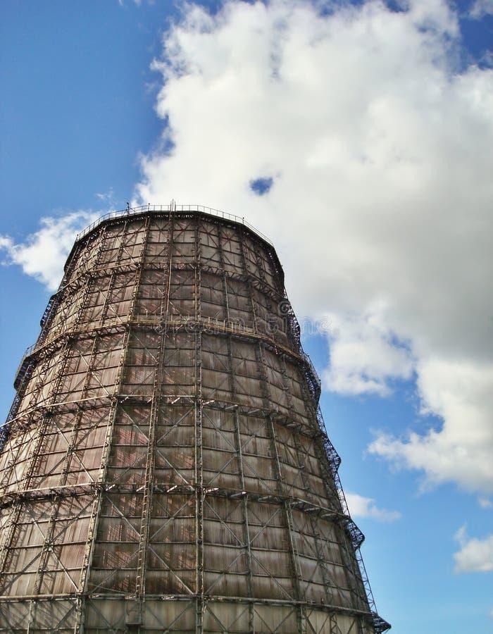 Koel toren royalty-vrije stock foto