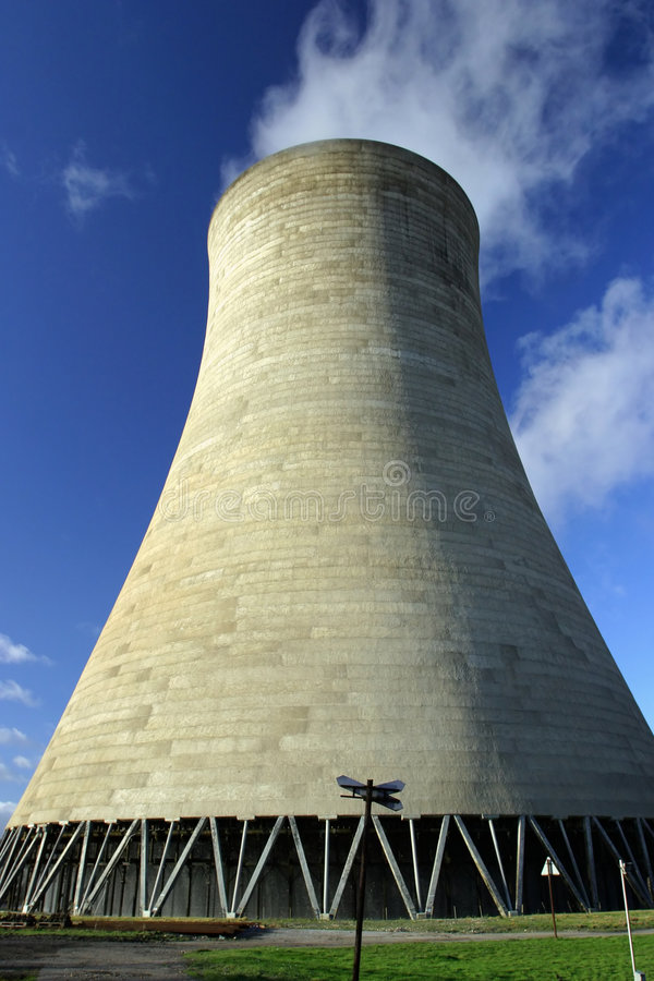 Koel Toren royalty-vrije stock fotografie